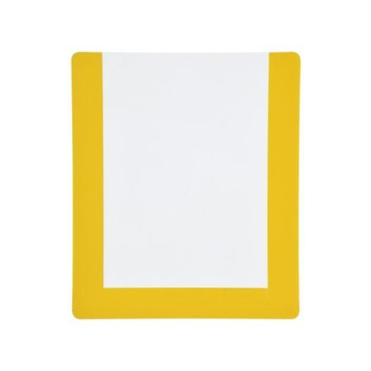 Floor marking pocket,  with self-adhesive tape - differend colours available, DIN A4 / DIN A5