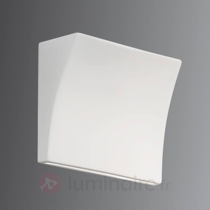 Applique design Delon - Appliques à éclairage indirect