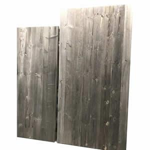 Panneaux en vieux sapin 3 plis gris/brun - Panneaux en vieux sapin 3 plis  gris/brun
