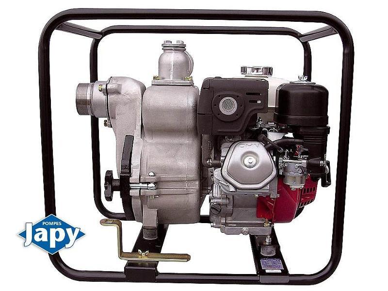 Motopompe centrifuge auto-amorçante - GMP35 - null