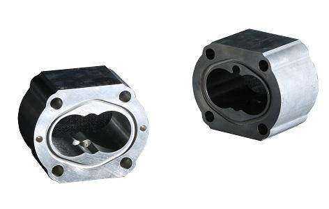 Machining - Hydraulic gear pump