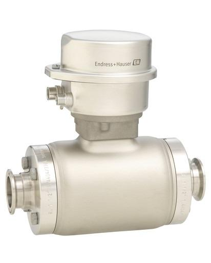 Proline Promag H 500 Electromagnetic flowmeter - Specialist for hygienic applications, as remote version with up to 4 I/Os
