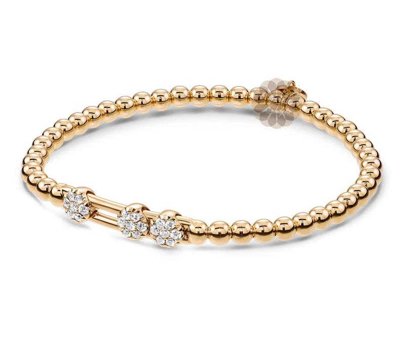Adjustable Gold Anklet -