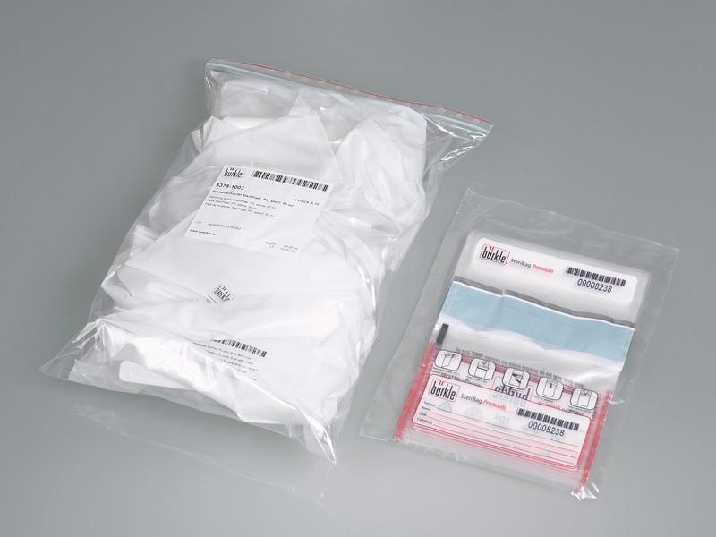 SteriPlast® Kit – sterile sampling set - Sampling device, disposable