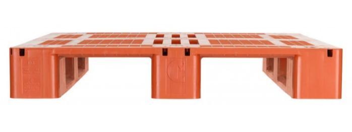 D3 / D3-5 - Paleta de plástico, Palets Industriales, Palets retroadaptables