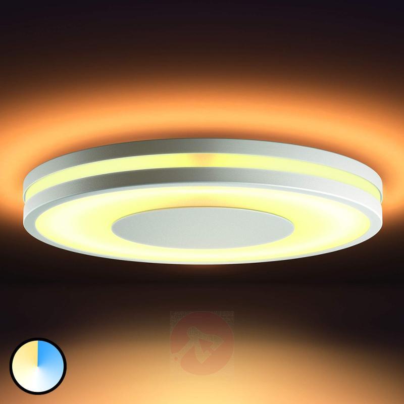 Functional LED ceiling lamp Philips Hue Being - indoor-lighting