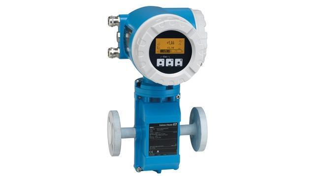 debit mesure produits - produit electromagnetique debitmetre proline promag 53E