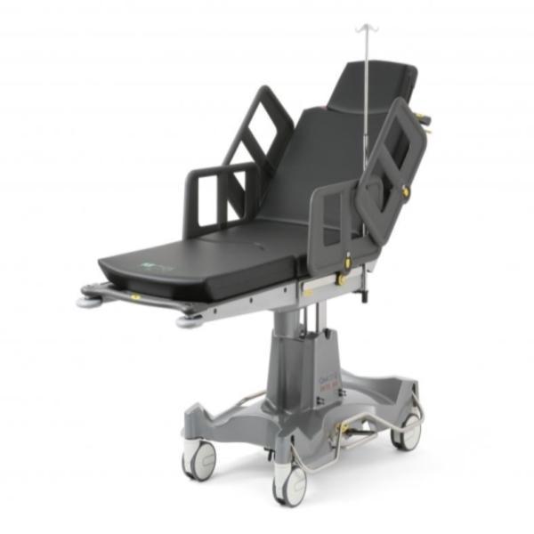 Chariot brancard ambulatoire  - QA4 manuel