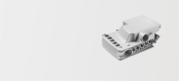 Boîtiers de contrôle - Boîtier de Contrôle CB6P2