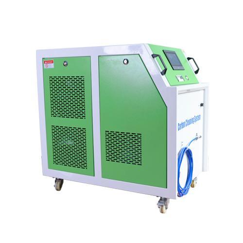 machine de nettoyage de carbone hho - CCS2000, laveuse d'eco, sécurité, garage et équipement de lavage de voiture, aut