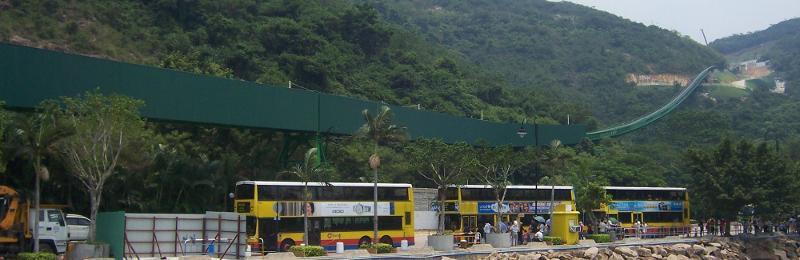 OCEAN PARK HONG KONG - null