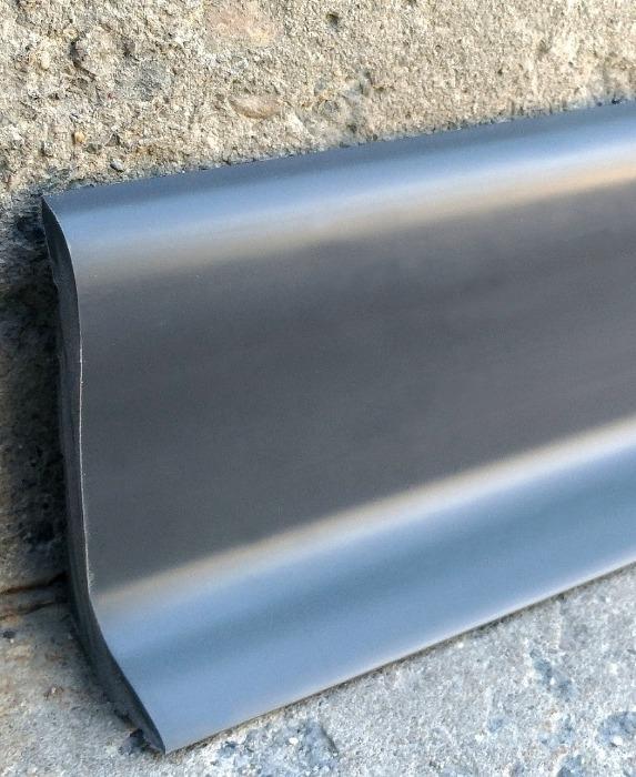 Промышленный плинтус - Промышленный плинтус 100х60, 80х30