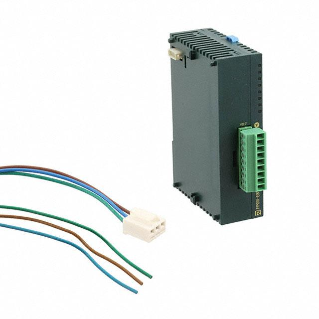 OUTPUT MODULE 8 RELAY - Panasonic Industrial Automation Sales AFP0RE8YRS