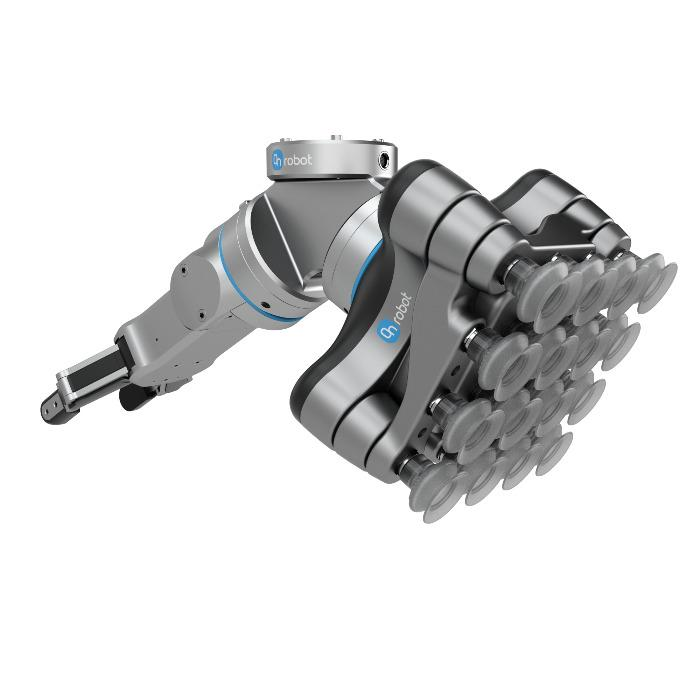 Double Gripper Dual Quick Changer - FAST TOOL CHANGE IN 5 SECONDS