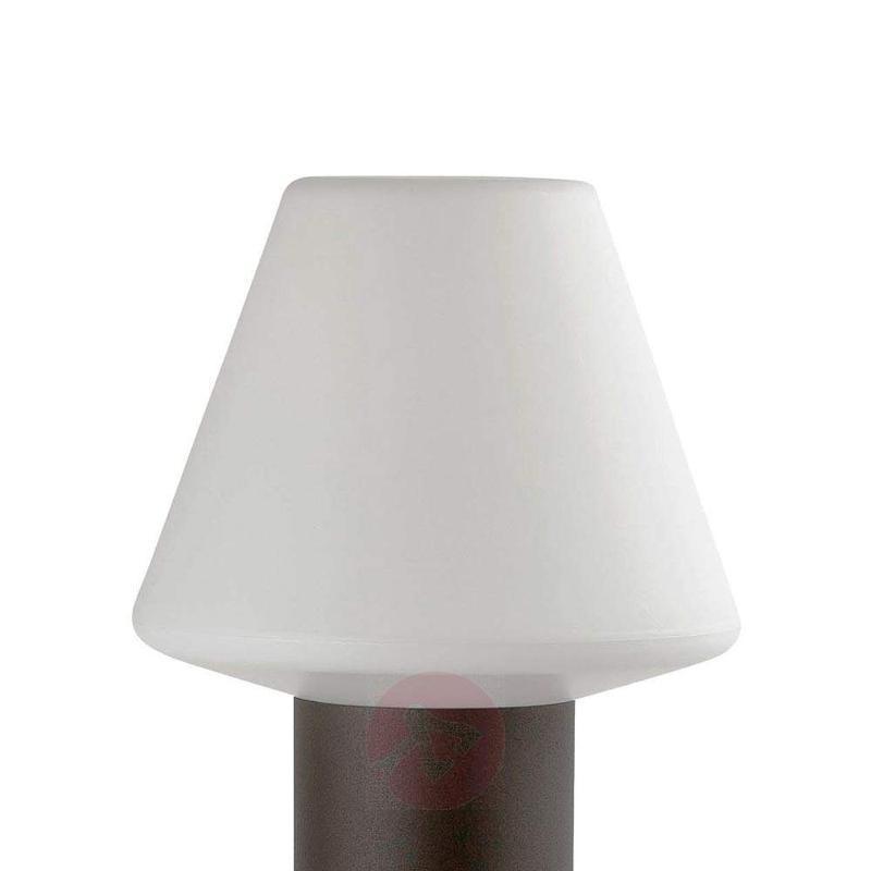 Mistu Modern Path Lamp - IP44 - Path and Bollard Lights