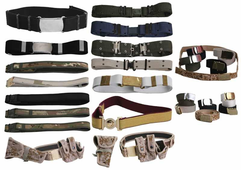 Army/Police/Security/Officer/General Purpose Belts