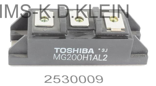 TRANSISTOR MG200H-1AL2 - S-2530009