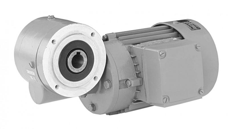 SN9BFH - Single-stage gear drive with hollow shaft