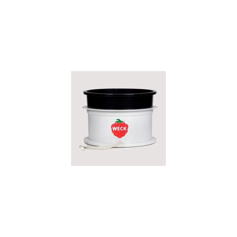 Estrattore di succo e canestro a frutta di plastica - alta qualità (Pvc alimentare) WSG 20K