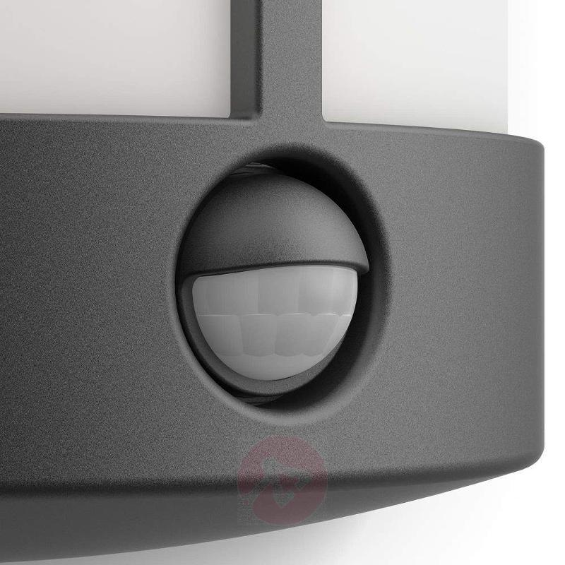Stock - LED outdoor wall light with sensor - Outdoor Wall Lights