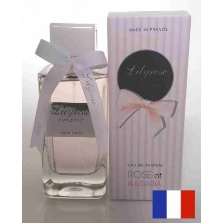 eau de parfum - Lilyrose capricieuse