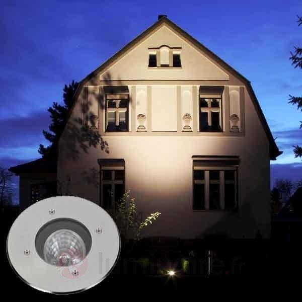 Spot encastré sol CEROLE- Fabriqué en Allemagne - Spots encastrés