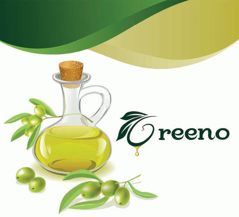 Greeno - Natural olive oil