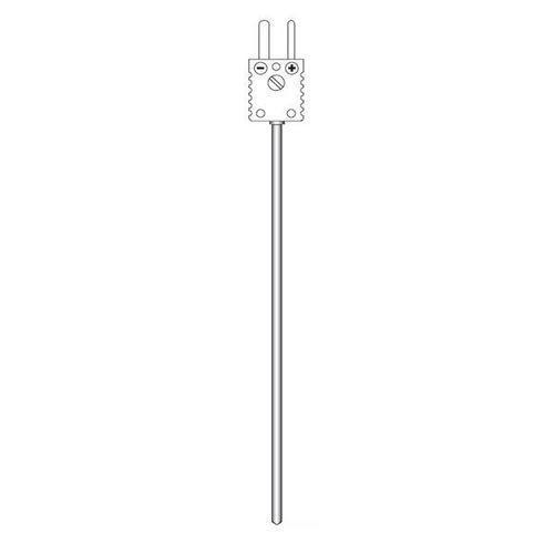 OPTITEMP TCA-M50 - Thermocouple temperature sensor / push-in