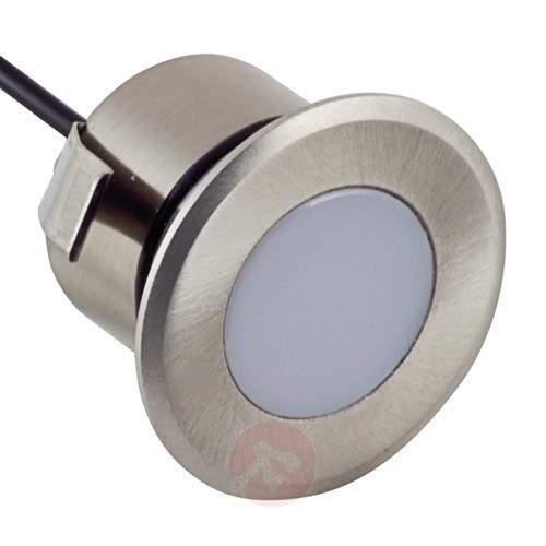 Supp. spotlight Nürnberg 4 LED, round, 0.3m cable - Recessed Floor Lights