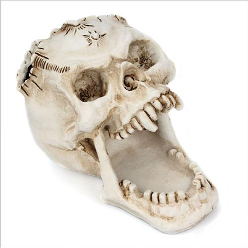 Scary head skulls halloween decorations - Holiday items(Festival decoration)