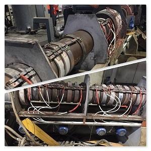Revamping impianto elettrico