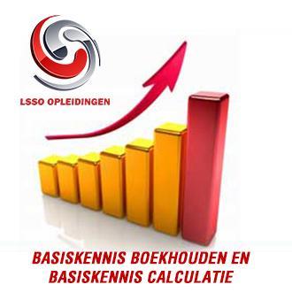 LSSO Opleidingen | Opleiding Basiskennis Boekhouden - Ook mogelijk: Basiskennis Calculatie!