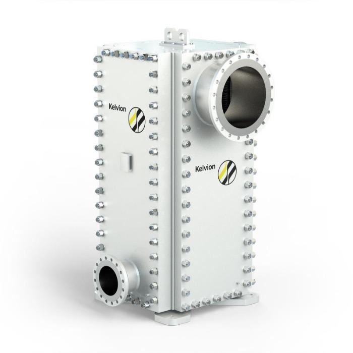 全焊接-板式热交换器 - 致力于满足最严苛的要求