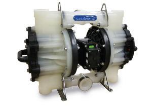 Pompe pneumatique SandPIPER - Nouvelle pompe à clapets plat HD20F SandPIPER