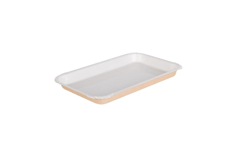 Universal food tray «Black Edition» - Tray for pre-chopped fruits and veggies