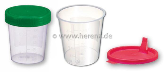 Urinprobenbecher - null