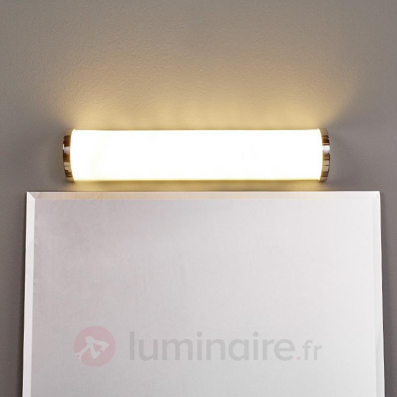 Applique LED Moa chromée - Appliques LED