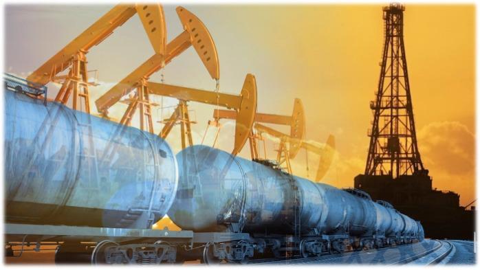 Нефтепродукты и сырье - Экспорт нефтепродуктов и сырья из Российской Федерации