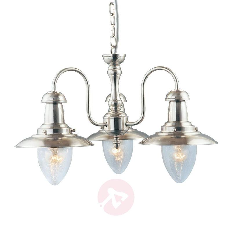 Maritime Fisherman hanging light - Pendant Lighting