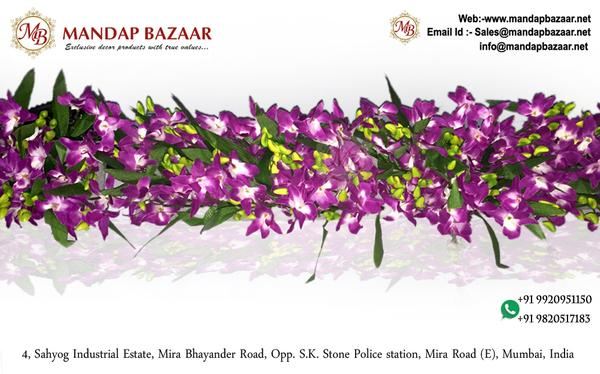 Flower Chains - Orchid Chain