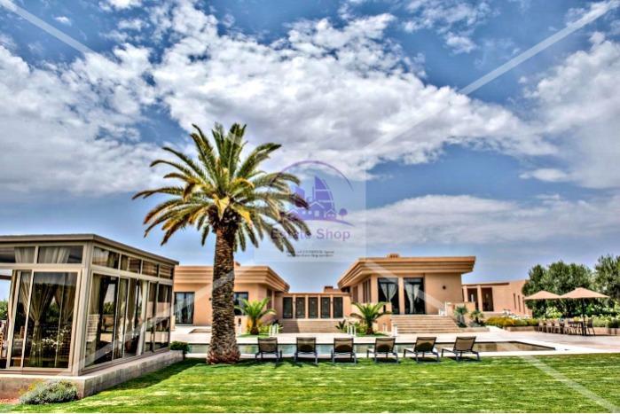 Villa Luxe - Villa marrakech luxe