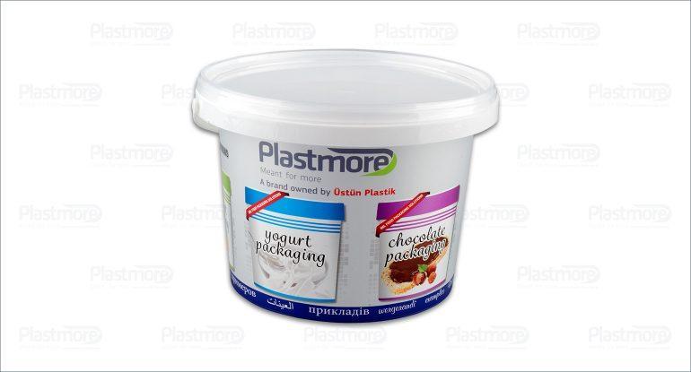 Pf2000 - originalitätssichere Plastmore runde Serie
