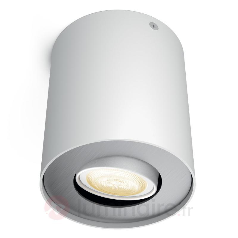Pillar - spot LED Philips Hue avec variateur - Philips Hue