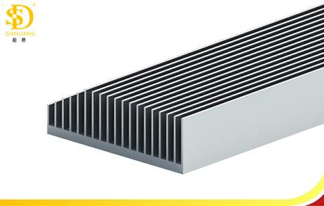 Aluminum radiators - SRX-185X60