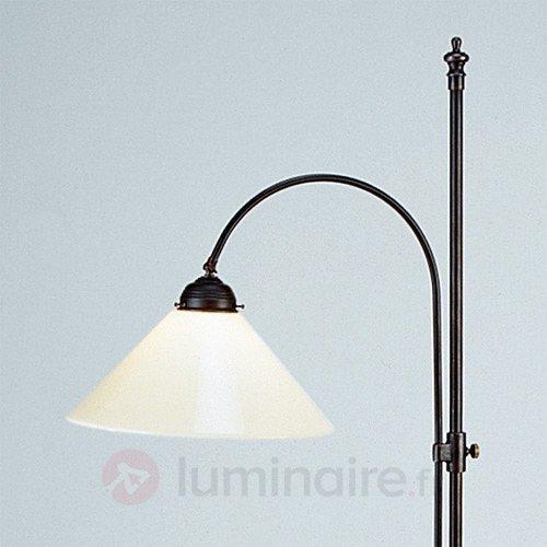 Lampadaire technique à l'apparence simple Renate - Tous les lampadaires