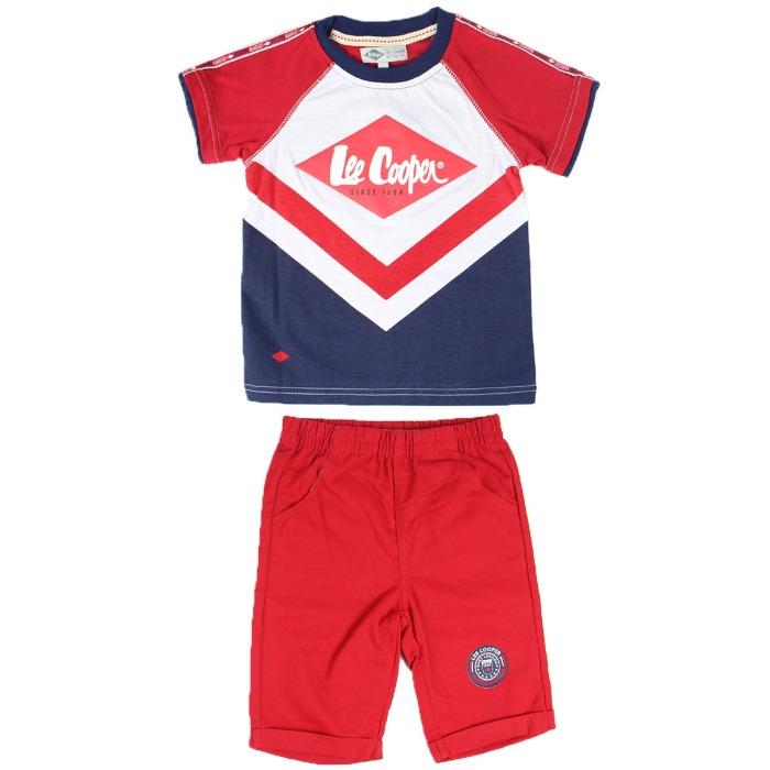 Distribuidor de stock Europa Conjunto de ropa Lee Cooper  -  Conjunto Verano