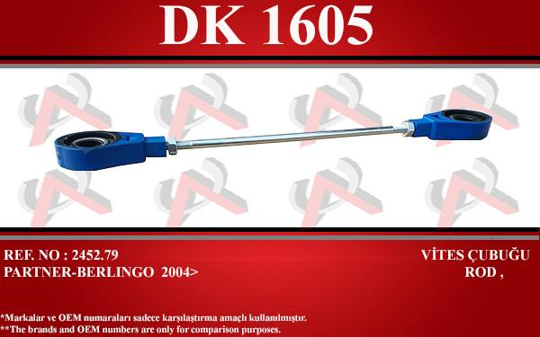 DK 1605
