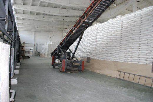 сахар - производство украина в мешках по 50 кг