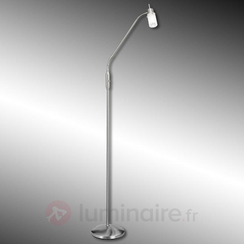 Lampadaire LED Max à une lampe - Lampadaires LED