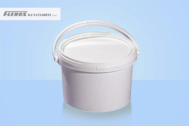 Round buckets - FK-R 30 bucket, round, PP